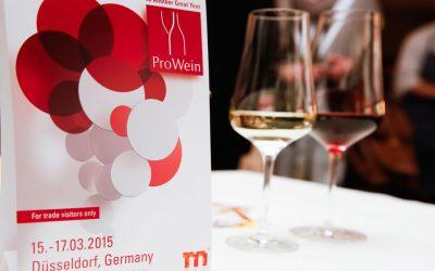 Prowein 2015 – Alemania – Düsseldorf