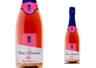 Cava Don Román Brut Rose