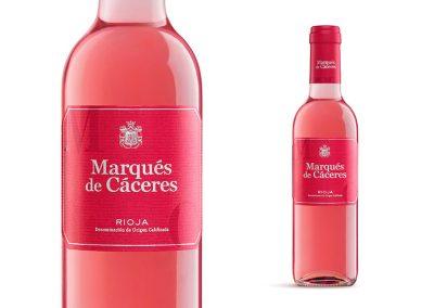 Marqués de Cáceres Rosé 37,5