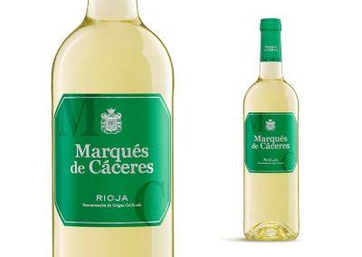 Marqués de Cáceres Viura