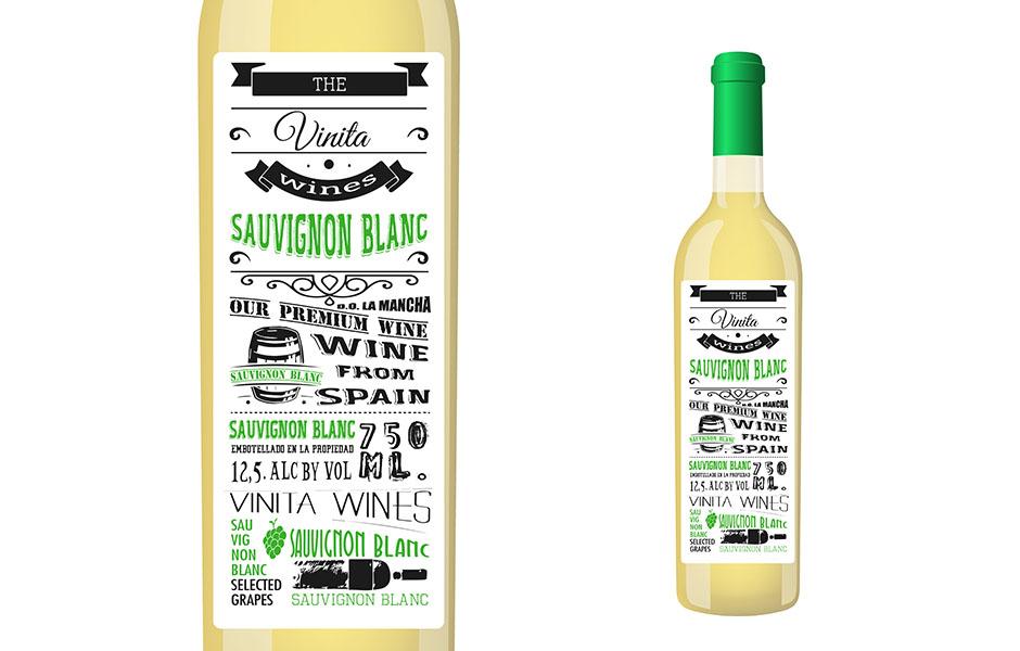 Vinita Sauvignon Blanc D.O.