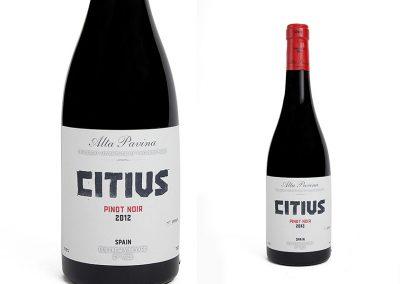 Alta Pavina Citius